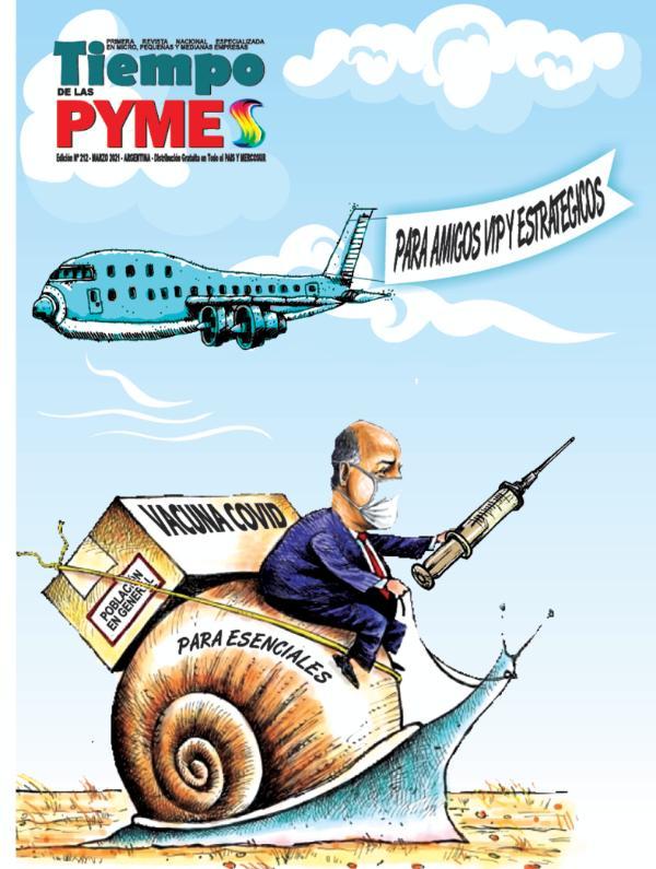 Revista TiempoPyme Nº 212