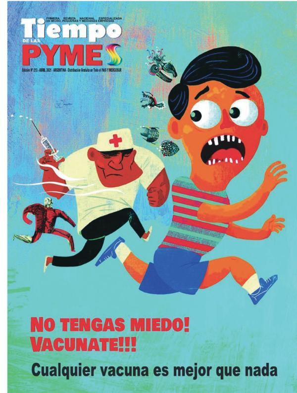 Revista TiempoPyme Nº 213