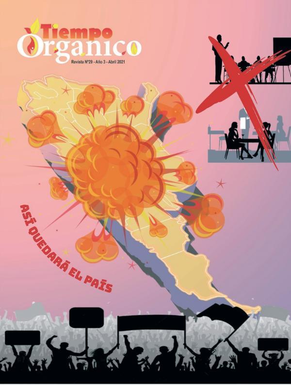 Revista TiempoOrgánico Nº 29