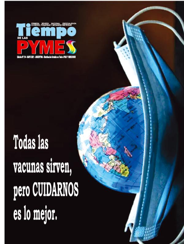 Revista TiempoPyme Nº 214