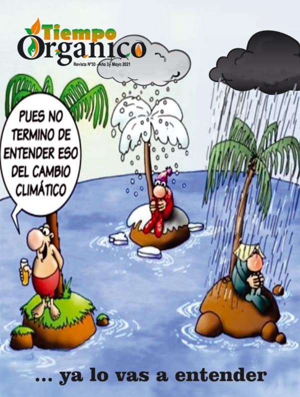 Revista TiempoOrgánico Nº 30