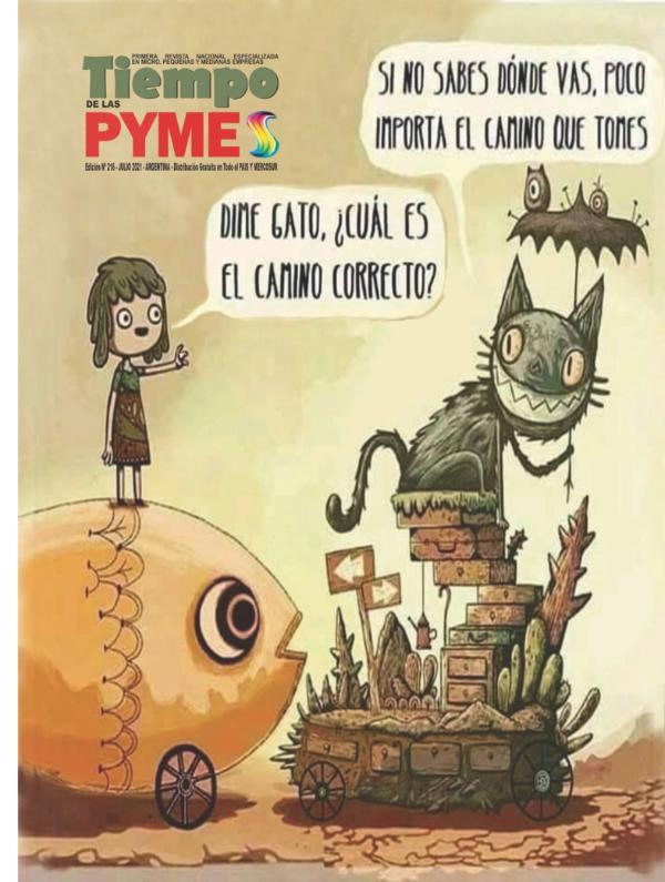 Revista TiempoPyme Nº 216