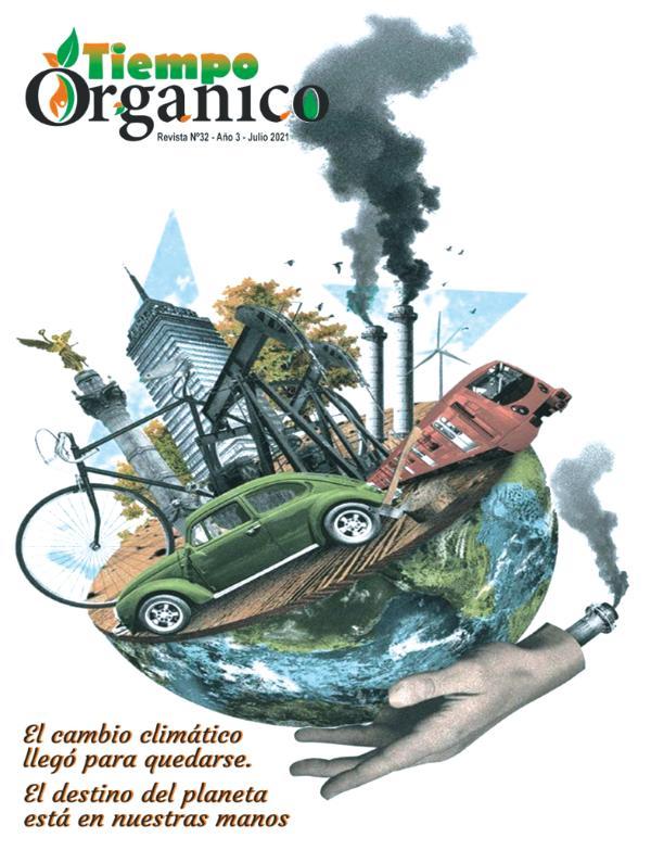 Revista TiempoOrgánico Nº 32