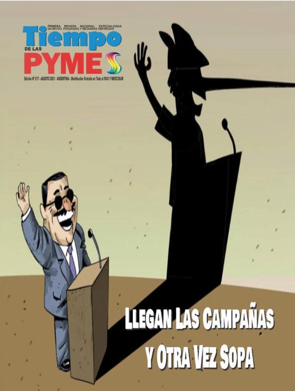 Revista TiempoPyme Nº 217