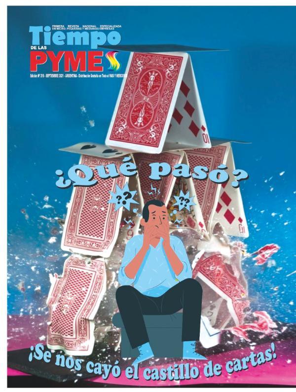 Revista Tiempo Pyme Nº 218