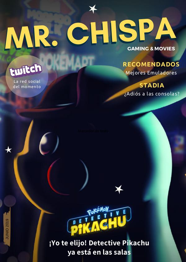 Mister Chispa Magazine Junio 2019