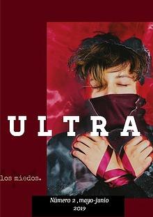 Revista ULTRA, segundo número