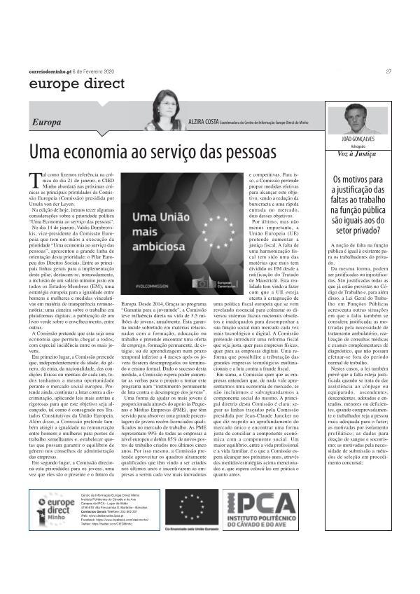 artigo opinião - 6 fevereiro artigo opiniao 6 fev