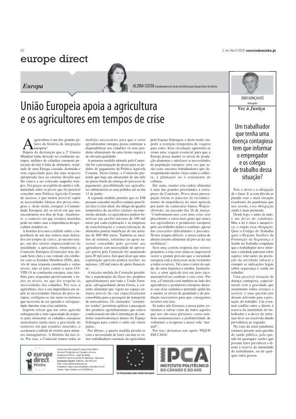 artigo de opinião 2 abril artigo opinião 2 abril