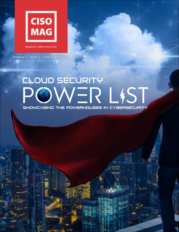 CISO MAG - Free Issues Cloud Security Powerlist