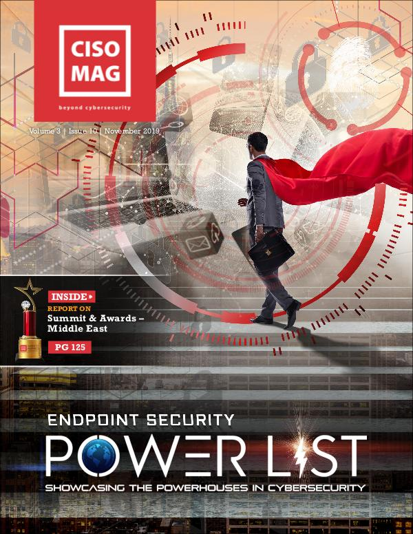 CISO MAG - Free Issues Endpoint Security Powerlist