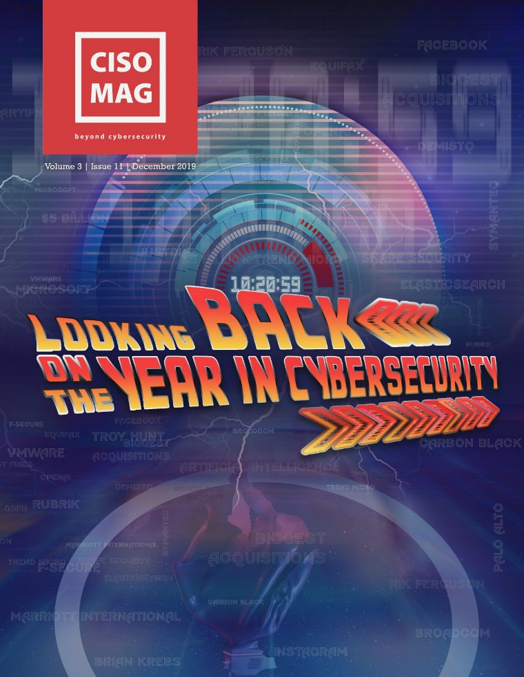 CISO MAG - Cyber Security Magazine & News Looking Back on the year in Cybersecurity