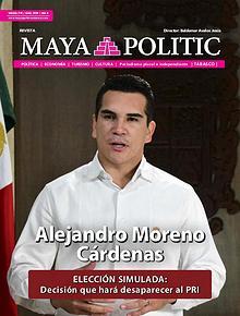 Maya Politic Tabasco 79 Junio 2019