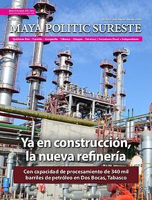 Maya Politic Sureste #92 / Agosto 2019