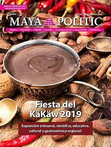 Maya Politic Tabasco #82 Septiembre 2019