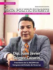 Maya Politic Sureste No. 95 de Noviembre 2019
