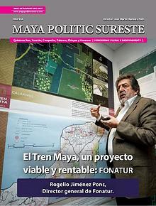 Maya Politic Sureste No. 96 de Diciembre 2019