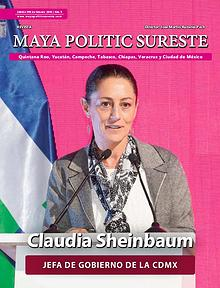 Maya Politic Sureste #98 Febrero 2020
