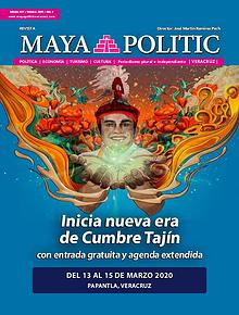 Maya Politic Veracruz Febrero 2020