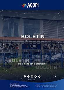 BOLETÍN ACOPI CALDAS