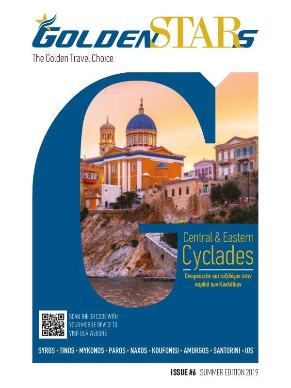 Golden Star Magazine Summer Edition 2019 Central & Eastern Cyclades