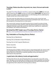 Neurology Devices Market