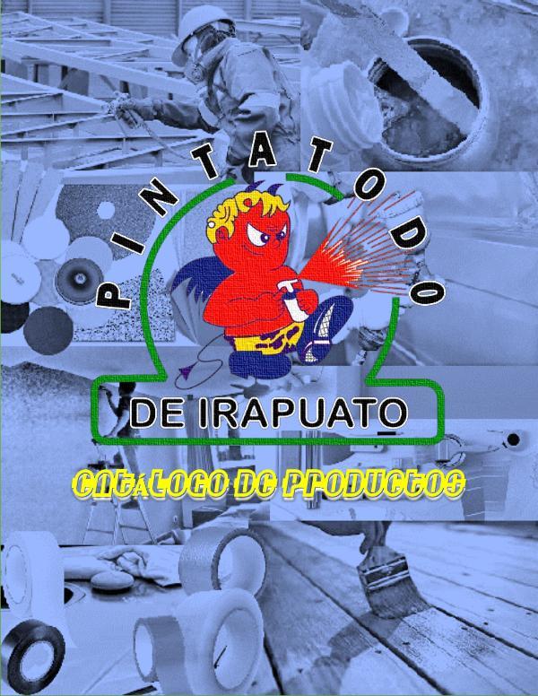 PINTATODO DE IRAPUATO CATALOGO NUEVO PINTATODO