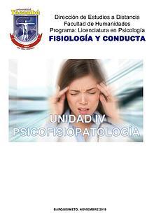 PSICOFISIOPATOLOGÍA