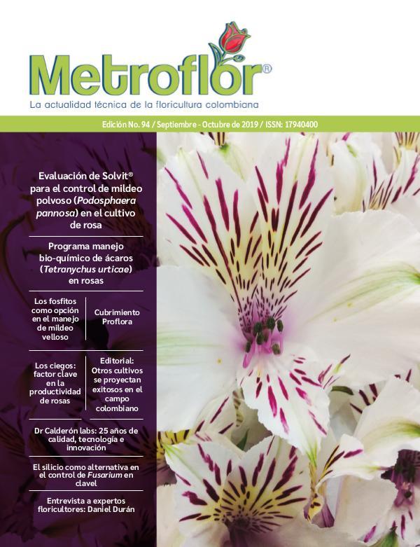 Edición 94 Metroflor MetroFlor_94WEB