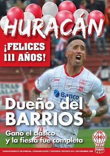 Revista Huracán - Edición número 14