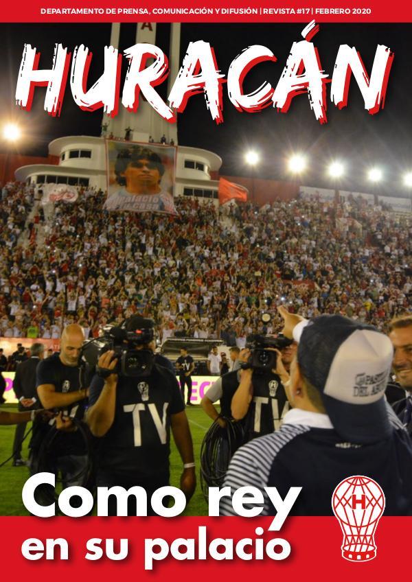 Revista Huracán - Edición número 17 N° 17