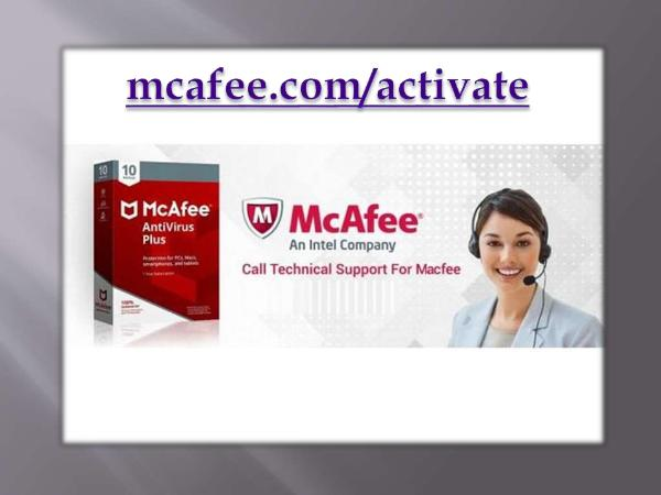 Active Mcafee online product key online