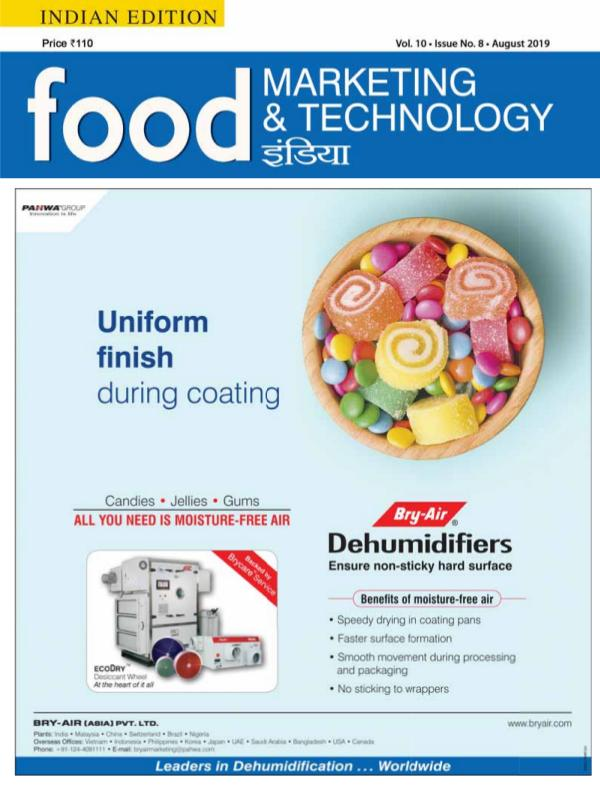 Food MArketing & Technology In India Food Marketing & Technology In India Vol 10