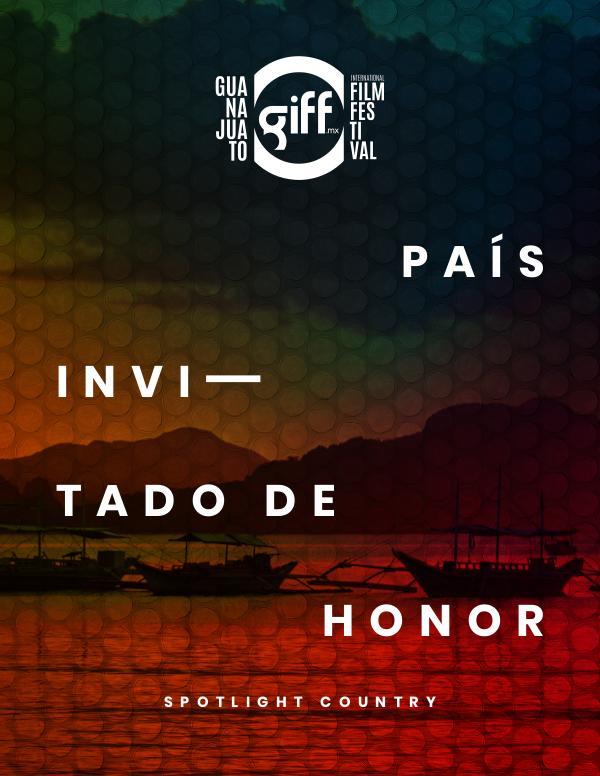 Catálogo General GIFF 2019 País Invitado de Honor: Filipinas