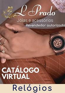Catálogo Relógios Femininos L Prado