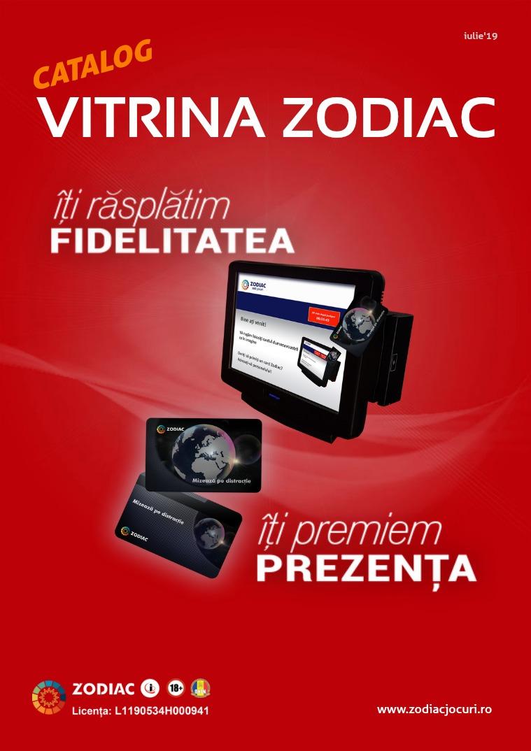 Catalog Vitrina Zodiac CATALOG VITRINA ZODIAC