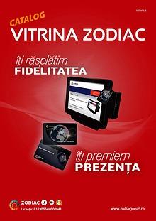 Catalog Vitrina Zodiac