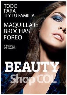 Beauty shop colombia