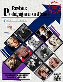 Revista Pedagogìa a su Alcance