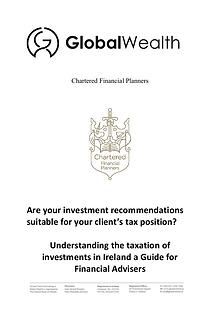 Financial Adviser Tax Guide