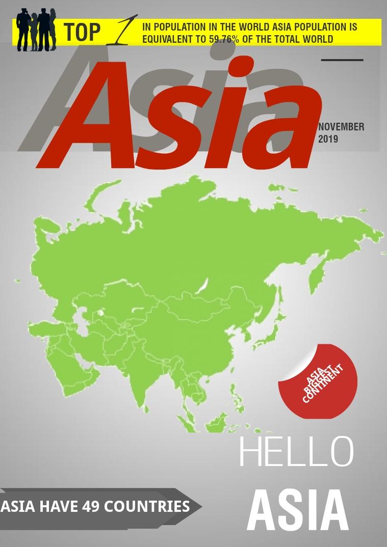 Asia Magazine Asia