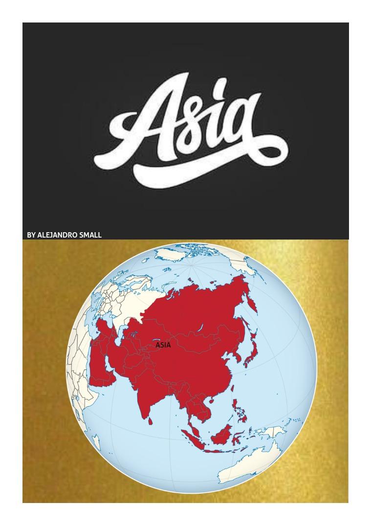 Asia Magazine l