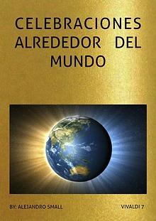 CELEBRACIONES ALREDEDOR DEL MUNDO