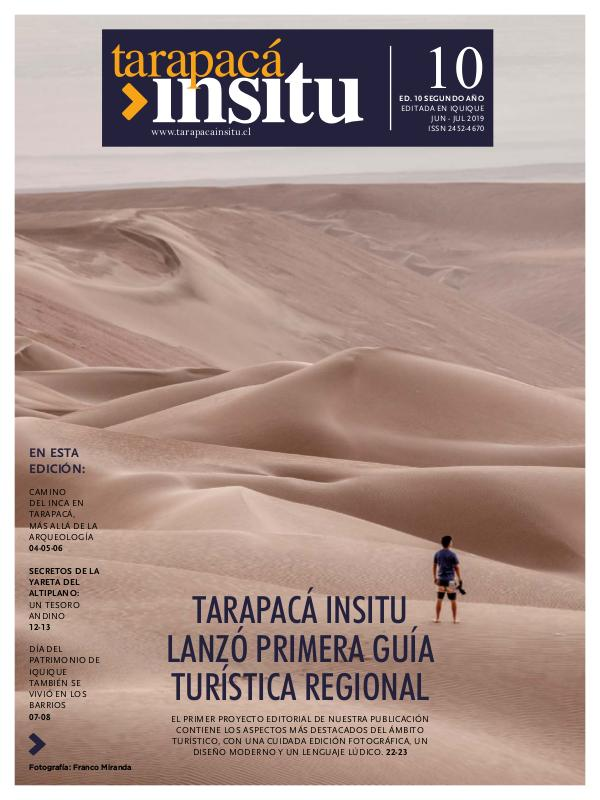 Revista Tarapacá Insitu Edición 10