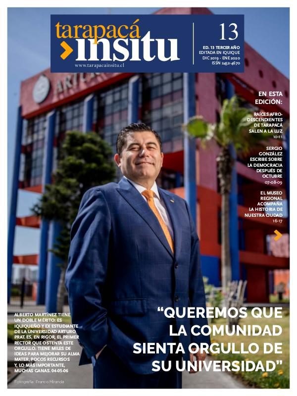 Revista Tarapacá Insitu Edición 13
