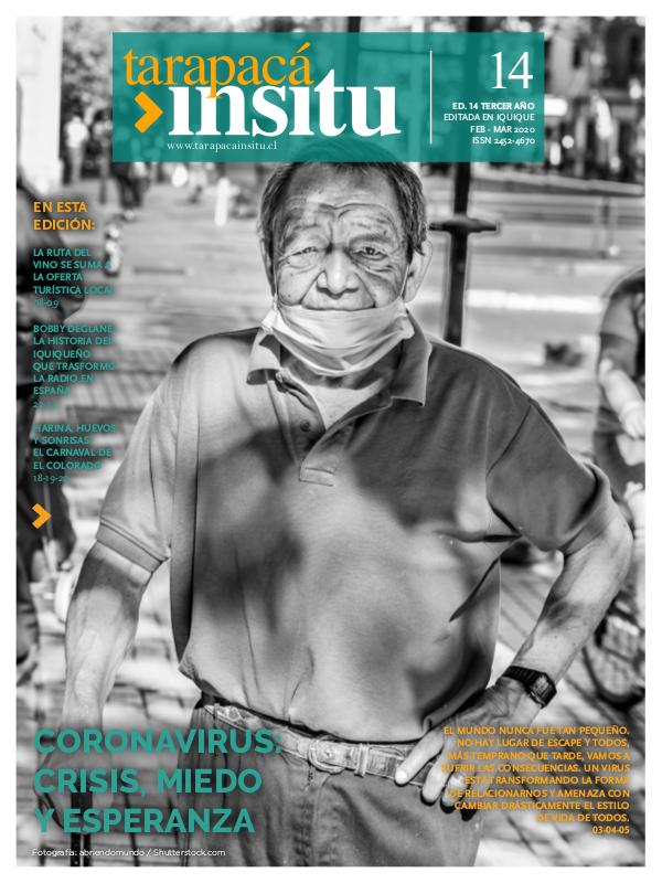 Revista Tarapacá Insitu Edición 14