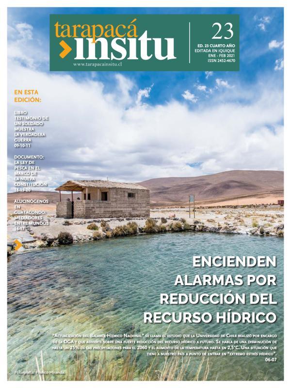 Revista Tarapacá Insitu 23