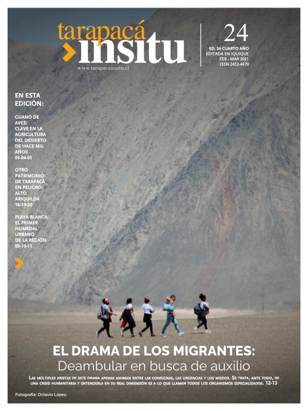 Revista Tarapacá Insitu 24