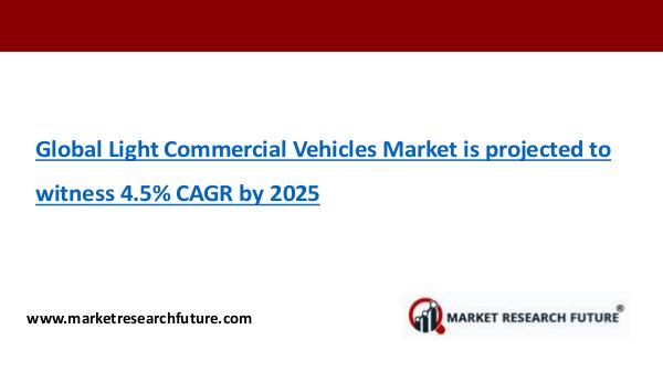 Automotive Wiper System Market Light Commercial Vehicles Market