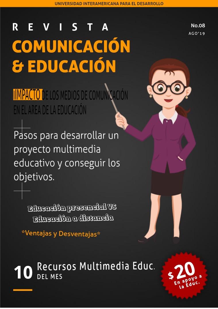 Comunicacion y Educ. 08